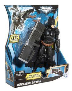 BATMAN The Dark Knight Rises DELUXE