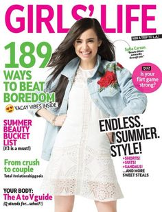 Sofia Via Twitter Family E D A Snag My Issue Of Gl On Newsstands Today