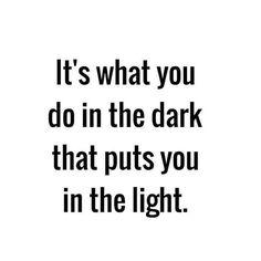 Be the light. Happy Sunday!