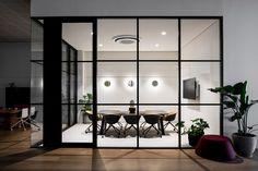 Stylecraft's new showroom in Perth by Woods Bagot. Photo by Dion Robeson. #interior #design #interiordesign #furniture