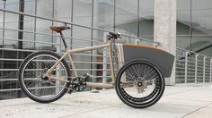 Schnell, schlank, wendig. Das sblocs kurier_3D ist mit seinen 2 Metern nicht länger als jedes andere Fahrrad. Mit nur 70 cm Breite paßt es durch jede Tür und jede Lücke im Straßenverkehr.