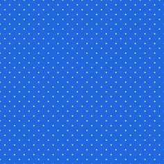 Azul com Bolinhas