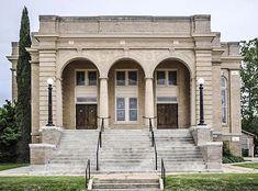 First Presbyterian Church Historical Marker Taylor, Texas Williamson County Historical Co