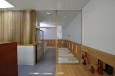 Crèche parentale, Ivry-sur-Seine, Anne Boyadjian architecte - Realisation