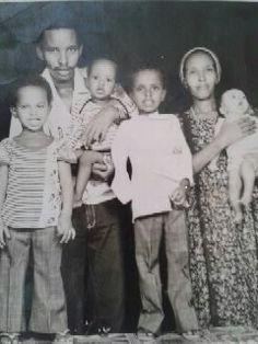 foto de famille djiboutien
