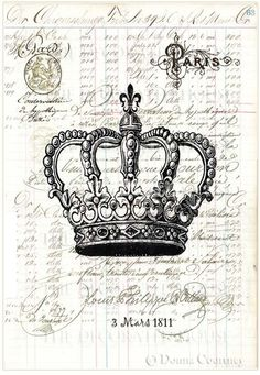 Crown tattoo idea
