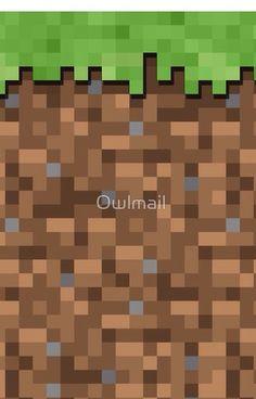 Minecraft Grass Block Merch