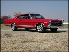 1967 Ford Galaxie 7 Liter Sports Package presented as lot W181 at Indianapolis, IN 2014 - image10