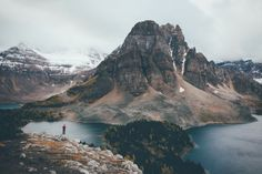 Mount Assiniboine - Canada
