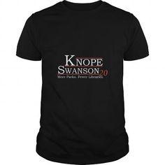 I Love Knope Swanson 2020 SHIRT Shirts & Tees
