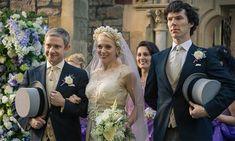 Los actores de 'Sherlock' se separan después de 16 años juntos