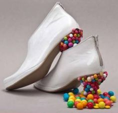 Crazy Shoes | crazy shoes 28 These shoes are straight crazy!  Top Pinterest pick by RetoxMagazine.com