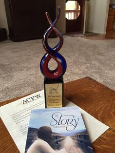 The Carol Award, 2015 for The Story Keeper. What a thrill! Companion book, The Sea Keeper's Daughters now available.