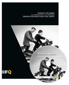 Charles y Ray Eames : el arquitecto y la pintora / dirigido por Jason Cohn y Bill Jersey ; texto [de] Pedro Feduchi.-- Barcelona : Fundación Arquia, 2015.