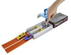 Amazon.com: Hot Wheels Race Case Track Set: Toys & Games