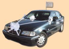 boutique jourdefete com decoration voiture de mariage et voiture balai ...