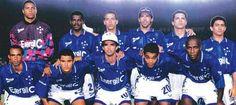 Cruzeiro bicampeão Libertadores-1997