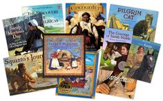 Books about Early Explorers and Colonial Times for kids | Delightful Children's Books