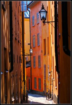 Stockholm, Gamla Stan-