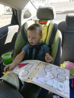 Road Tripping With a 2 year old