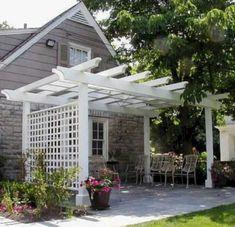 50+ Awesome Backyard Pergola Plan Ideas