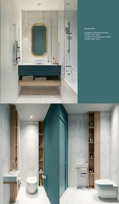 Are you searching for bathroom mirror ideas and inspiration? These inspiring bathroom mirror ideas will change the way you see yourself. Bathroom Mirror With Shelf, Bathroom Mirror Makeover, Bathroom Mirror Design, Bathroom Colors, Bathroom Interior Design, Small Bathroom, Diy Mirror, Bathroom Mirrors, Kitchen Interior