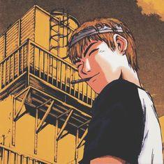Manga Art, Manga Anime, Great Teacher Onizuka, Anime Toon, Room Posters, Aesthetic Anime, Game Art, Naruto, Kawaii
