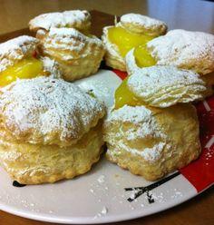 Lemon Dessert-Lemon Puffs