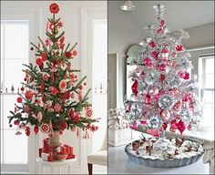 Traditional Christmas Tree Decorating Ideas 22 | Jazzyliving.com