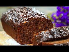 Всё смешал и в духовку! Вкусный шоколадный кекс   Кулинарим с Таней - YouTube Chocolate Banana Bread, Easy Meals, Cooking Recipes, Fresh, Desserts, Food, Youtube, Pound Cakes, Kitchens