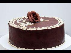 шпателя. Pavlova, Birthday Cake, Sweets, Dishes, Baking, Desserts, Cakes, Youtube, Tailgate Desserts