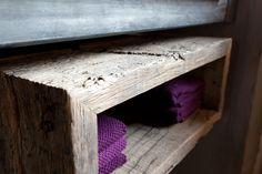 Badkamers   Dirk Cousaert Decor, Furniture, Wood, Warm Showers, Interior, Light Colored Wood, Modern Rustic, Cool Furniture, Furniture Design