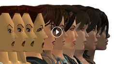 Evolution of Video Game Graphics 1962-2017 Real life is starting to look pixelated. Video Games: 1962: Soacewar 1972: Pong 1973: Space Race 1974: Tv B...
