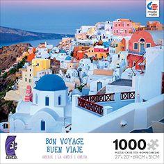Ceaco Bon Voyage Travel Photographs Greece Jigsaw Puzzle ... https://www.amazon.com/dp/B00J1M5TPE/ref=cm_sw_r_pi_dp_I8YLxbSND4BCV