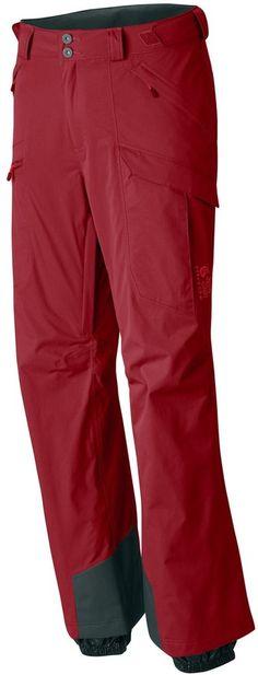 Q® Core Cargo Ski Pants - Waterproof (For Men) Mens Cargo, Cargo Pants Men, Ski Pants, Mountain Hardwear, Parachute Pants, Skiing, Bermuda Shorts, Core, Stylish