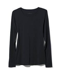 Women's Signature Cotton/Modal Tee, Long-Sleeve | Free Shipping at L.L.Bean