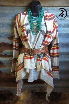 The Yoakum – Savannah Sevens Western Chic