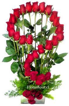 6207ab9eb4 Resultado de imagen para arreglos de flores exoticas grandes Arreglos  Florales Funerarios