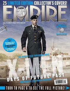 Cuarta portada de Empire para X-Men: Días del Futuro Pasado: Stryker