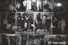 I spy Frank Sinatra at Sloppy Joe's in Havana, Cuba