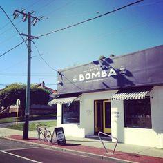 Estudio de diseño 'Studio Bomba', tienda y café en Australia