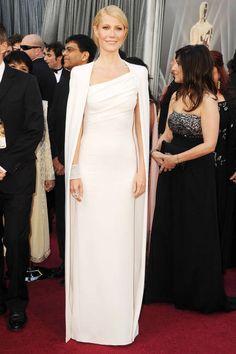 Gwyneth Paltrow in Tom Ford at the Oscars, 2012