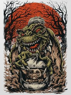 BrotherTedd.com, Gremlins (1984)