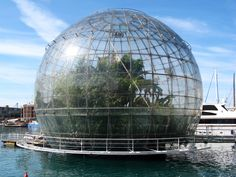 Biosfera o Bolla di Renzo Piano 4 | Flickr - Photo Sharing!