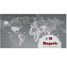 Pin by sam trollope on magnetic wall world map pinterest pin by sam trollope on magnetic wall world map pinterest magnetic wall and walls gumiabroncs Images