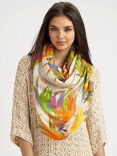 #summerstyle :: scarves