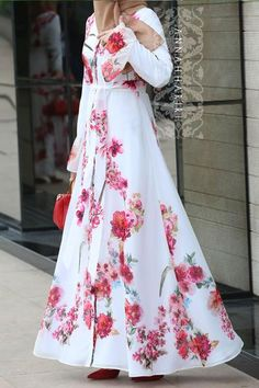 Ontario Modest Dress – Real Time – Diet, Exercise, Fitness, Finance You for Healthy articles ideas Modest Dresses For Women, Dresses For Teens, Simple Dresses, Beautiful Dresses, Abaya Fashion, Modest Fashion, Muslim Fashion, Muslim Gown, Hijab Dress Party