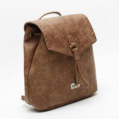 Nina mochila de Misako lateral Ethnic Patterns, Leather Backpack, Backpacks, Bags, Accessories, Women's Handbags, Backpack, Women, Handbags