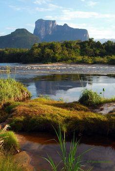 Autana, Venezuela, South America - Bolivarian Republic of Venezuela - República Bolivariana de Venezuela - #Travel #Viajes