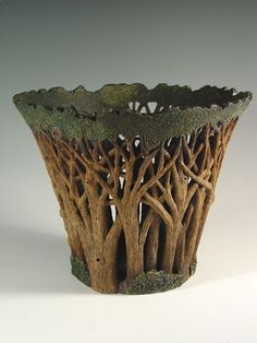 Ceramic Art by Linda Nowell